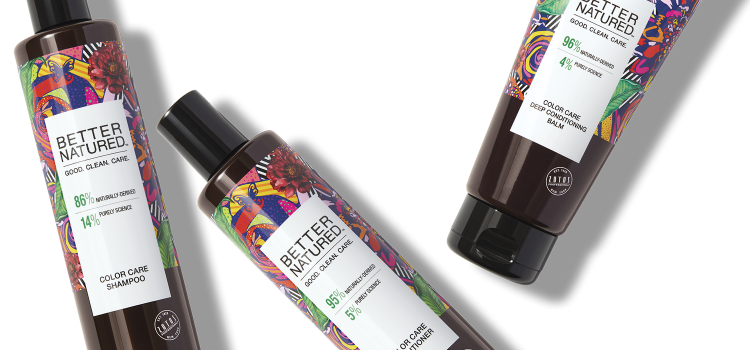 Henkel launches new naturally derived hair care brand Better Natured