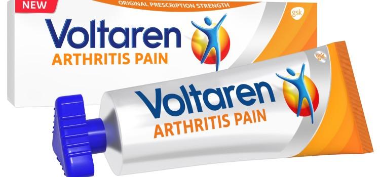 Voltaren Arthritis Pain and the Arthritis Foundation announce multi-year partnership