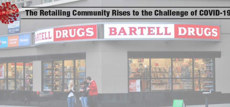 Retailers respond to COVID-19: Bartell Drugs