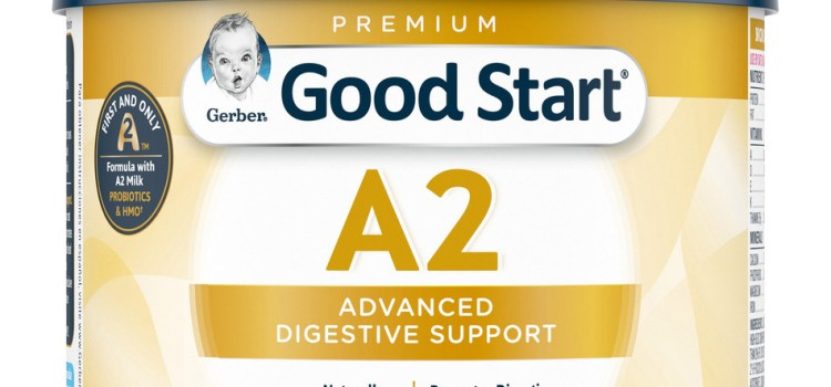 Gerber launches Good Start A2 for infant and toddler nutrition to support digestive comfort