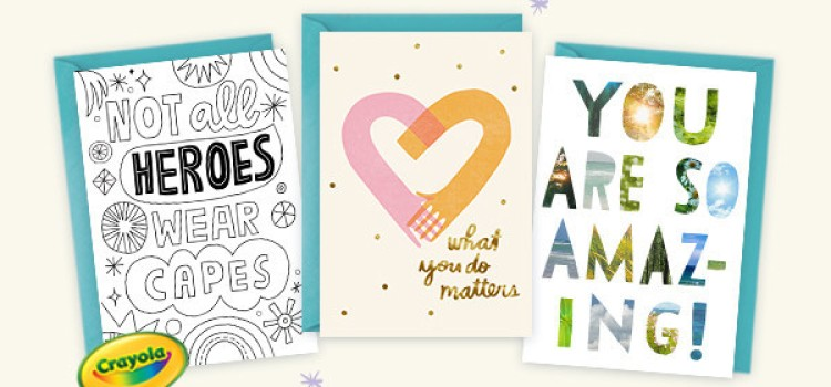 "Hallmark offers opportunity to say ""thank you"" to workers with 2 million card donation"