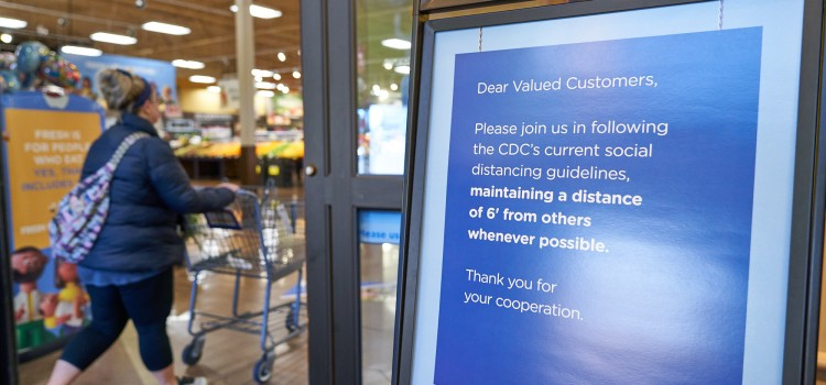 Kroger proactively implements customer capacity limits nationwide