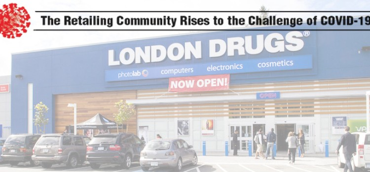 Retailers respond to COVID-19: London Drugs