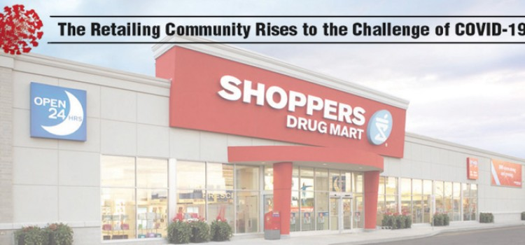 Retailers respond to COVID-19: Shoppers Drug Mart
