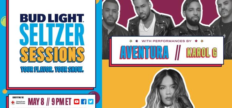 Bud Light unveils Seltzer Sessions for Cinco de Mayo