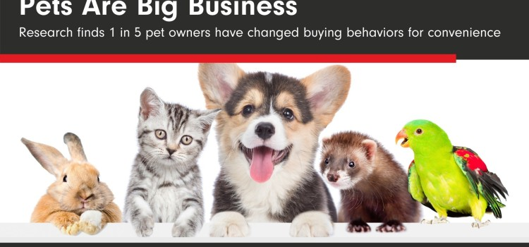 New report from Acosta says pets are big business