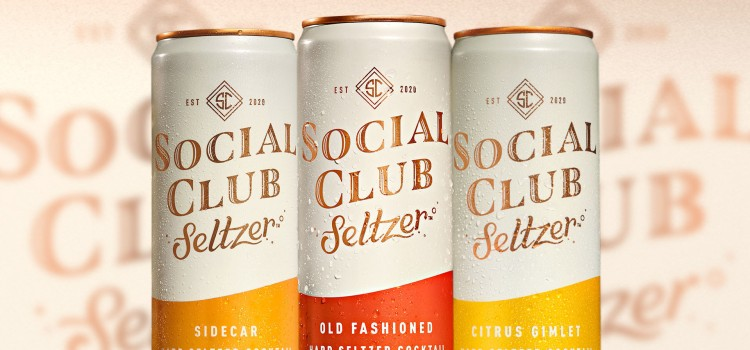 Anheuser-Busch launches cocktail-inspired Social Club Seltzer
