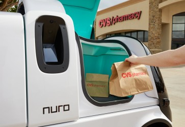 Nuro to deliver CVS Pharmacy prescriptions with autonomous vehicles