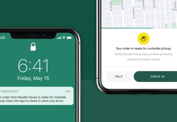 Postmates introduces curbside pickup