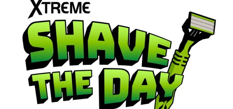 Schick Xtreme launches Shave The Day