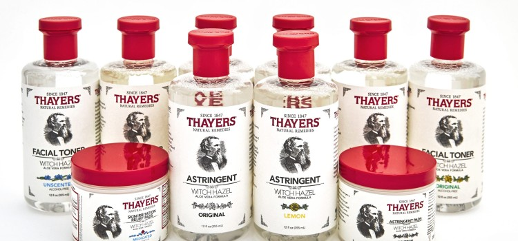 L'Oréal inks agreement to acquire Thayers Natural Remedies