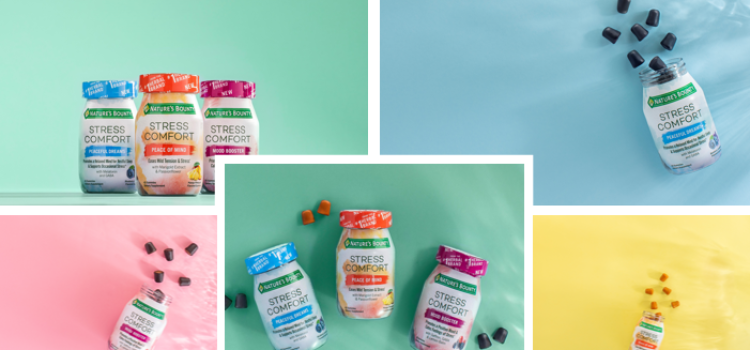 Nature's Bounty releases gummies to help relieve stress