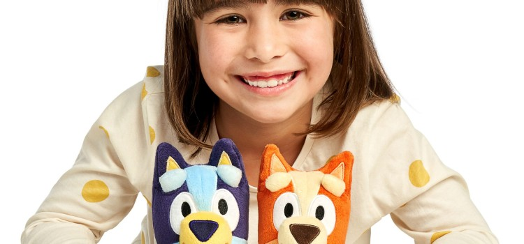 """Australian hit """"Bluey"""" launches toys in the U.S."""