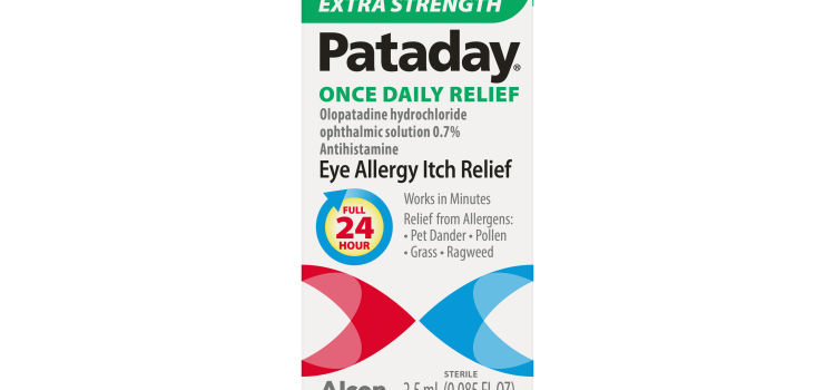 Alcon announces FDA approval of the O-T-C switch of Pataday Once Daily Relief Extra Strength