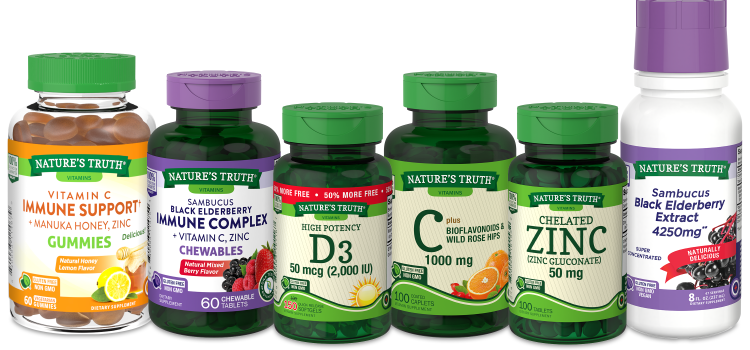 Nature's Truth prioritizes immune products to exceed projected demand