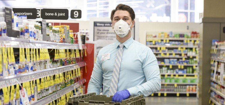 CVS Pharmacy institutes face covering policy at all locations