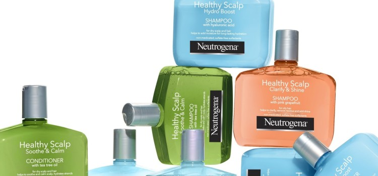 Neutrogena unveils new Healthy Scalp Haircare collection