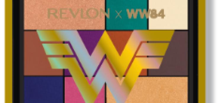 Revlon unveils Revlon X Wonder Woman 1984 Collection