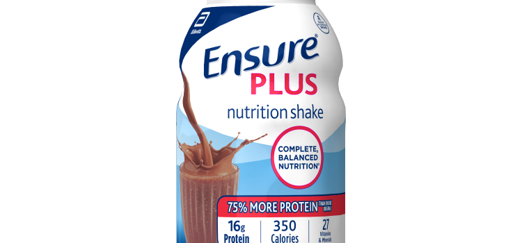Ensure Plus now available with 16 grams of protein and nutrients to support immune health