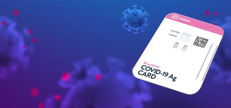 Abbott's 15-minute, $5 COVID-19 test gets FDA authorization