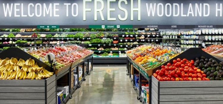 Amazon unveils new grocery store concept