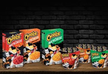 Cheetos launches Cheetos Mac 'n Cheese