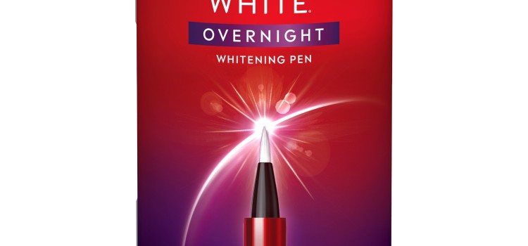 Colgate Optic White unveils new overnight teeth whitening pen