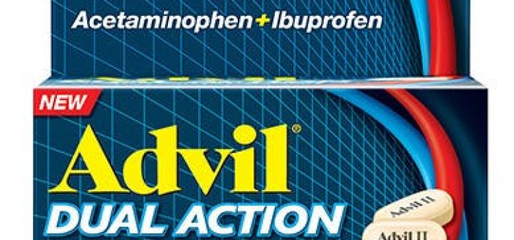 GSK Consumer Healthcare unveils new Advil Dual Action with acetaminophen