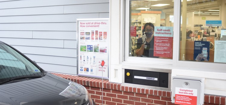 CVS to double COVID-19 drive-thru test sites