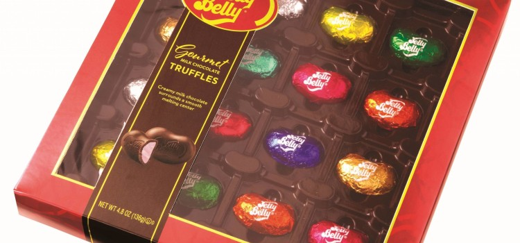 Jelly Belly Introduces gourmet chocolate truffles and bars