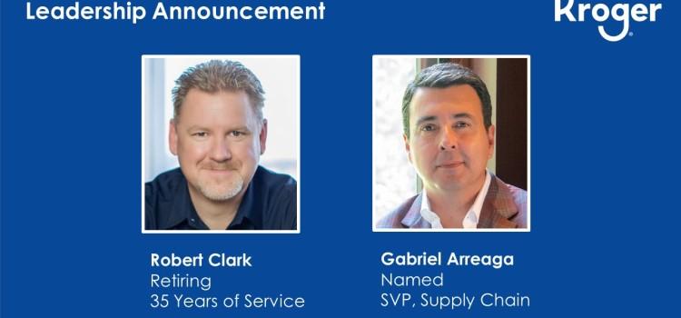Kroger announces new SVP of supply chain