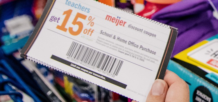 Meijer extends 15% off teacher discount for entire school year