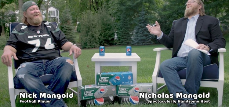 Pepsi teams with the N.Y. Jets and Giants on new promotion