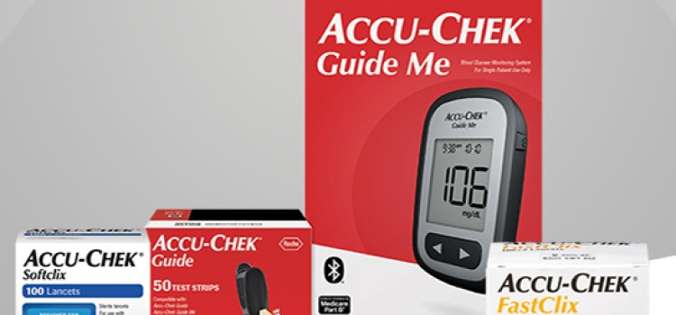 Accu-Chek Prescription Discount Program helps people with diabetes save on blood testing supply products