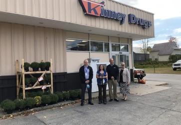 "Kinney Drugs announces ""Favorite"" Pharmacist and Employee for 2020"