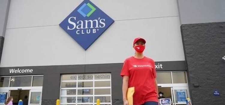 Sam's Club teams with DoorDash for same day pharmacy deliveries