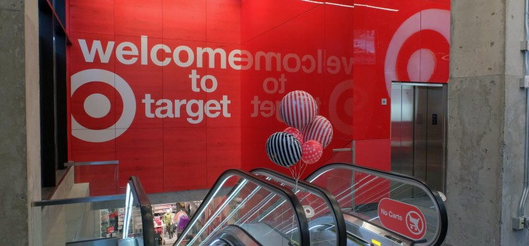 Target to open three new locations in NYC