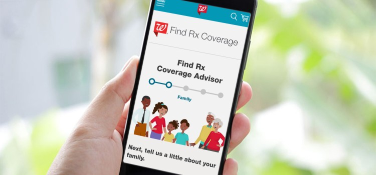 Walgreens launches Find Rx Coverage Advisor