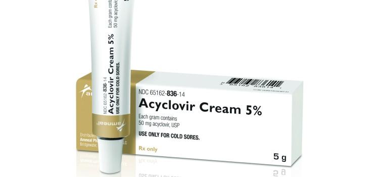 Amneal gets ANDA approval for acyclovir cream, 5%