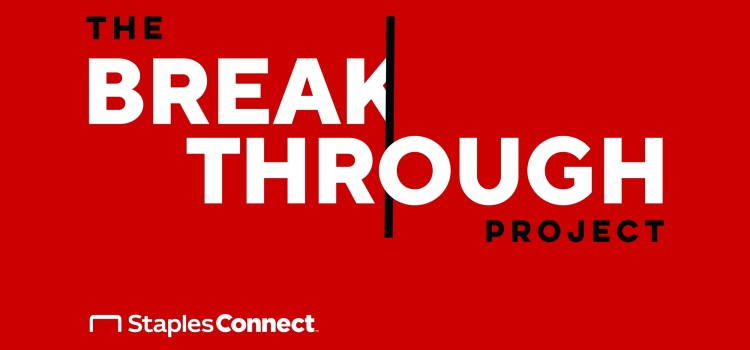 Staples Connect announces The Breakthrough Project: February 2021