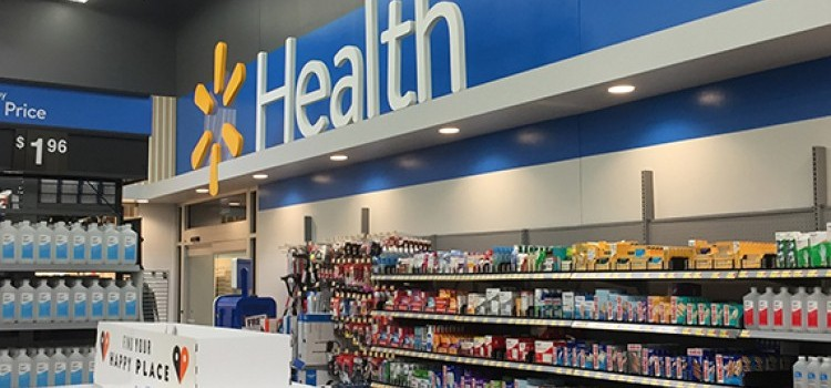 Walmart Health concept makes Chicago debut