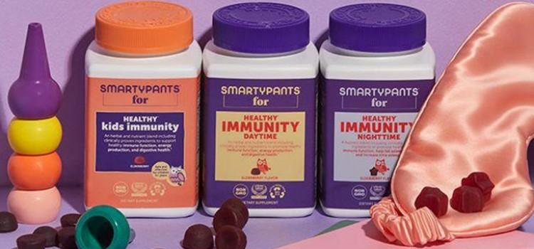 Unilever to acquire SmartyPants Vitamins