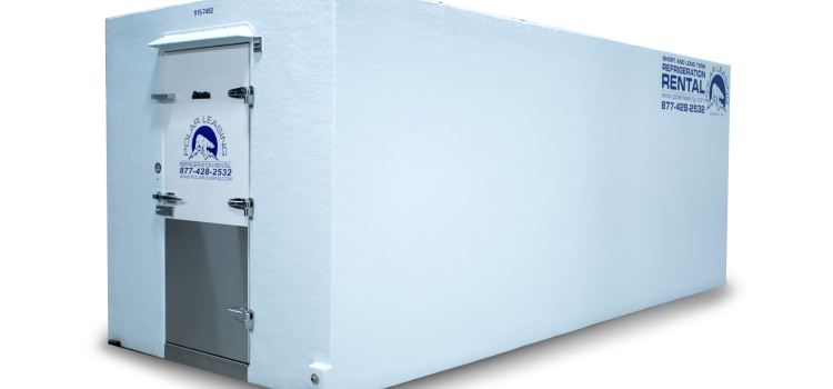 Polar Leasing's rental refrigerated and freezer units offer ideal storage solutions for new COVID-19 vaccines