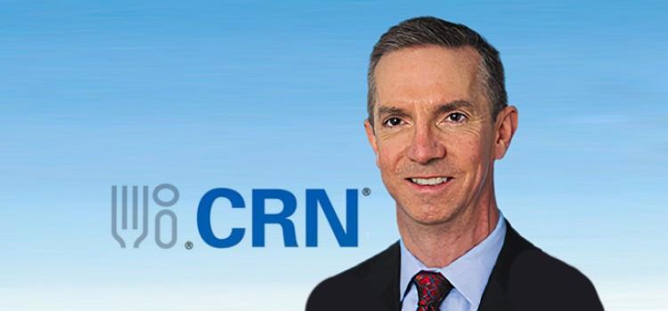 Video Forum: Steve Mister, CRN