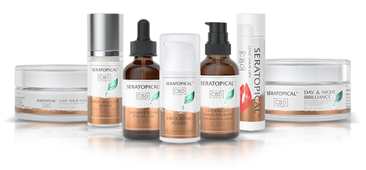 Nicole Kidman partners with Seratopical by SeraLabs