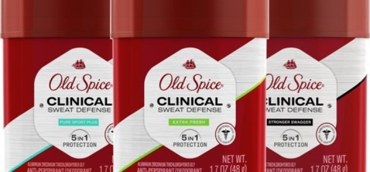 Old Spice rolls out new grooming line
