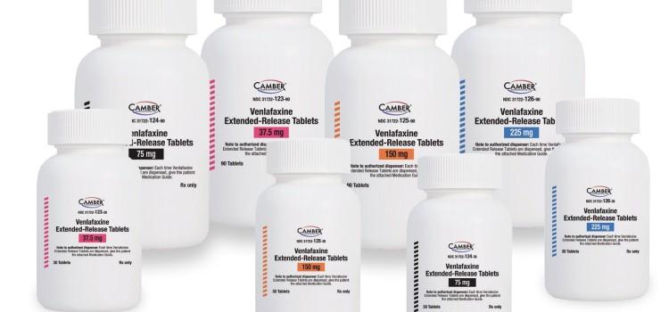 Camber Pharma launches generic Effexor ER Tablets