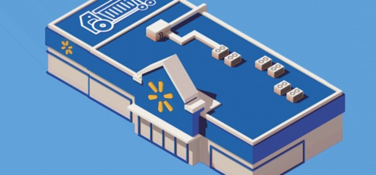 Walmart rolling out local fulfillment centers