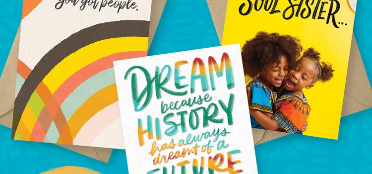 Hallmark Mahogany announces card giveaway in celebration of Black History Month