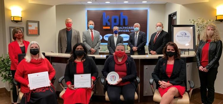 Kinney Drugs kicks off 2021 Wear Red Day fundraiser